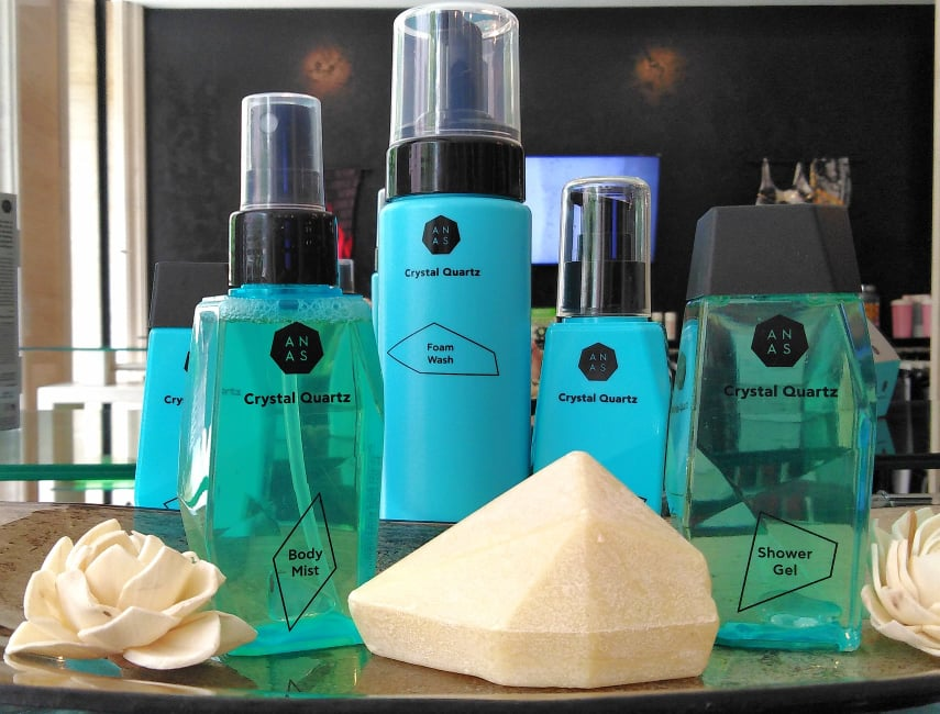 Getting Close and Personal with ANAS Crystalcare Brand: Meet Anas Putriss the Founder, the Innovator Behind the Crystal Quartz and Volcanic Water Fusion.