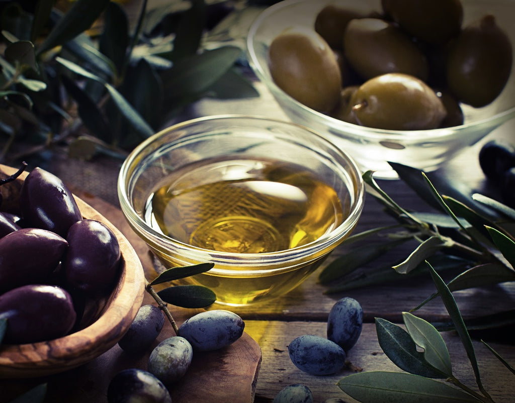 Cretan Olive Oil for Beautiful Skin and Hair