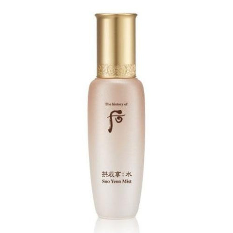 The History Of Whoo Gongjinhyang  Soo Yeon Mist
