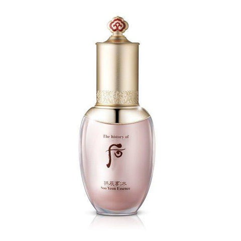 The History of Whoo Gongjinhyang:Soo Soo Yeon Essence