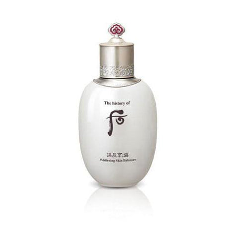 The History of Whoo Gongjinhyang Seol Whitening Skin Balancer Toner