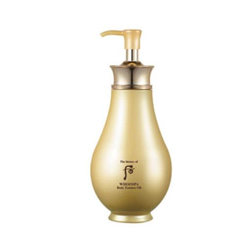 The History of Whoo Spa Body Essence Oil