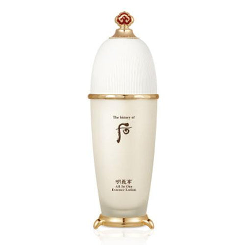 The History of Whoo Myeong Ui Hyang All In One Essence Lotion