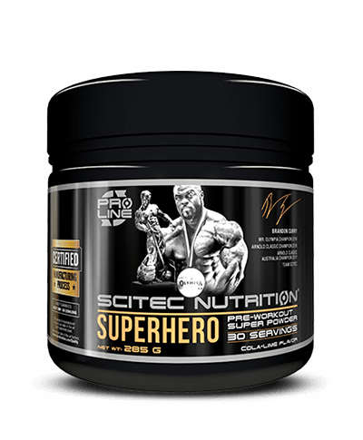 explosive pre-workout supplement