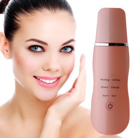 Rechargeable Face Ultrasonic Skin Treatment