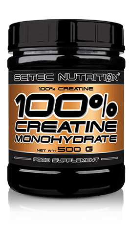 SCITEC CREATINE MONOHYDRATE - Performance, Muscle Gain, & Recovery