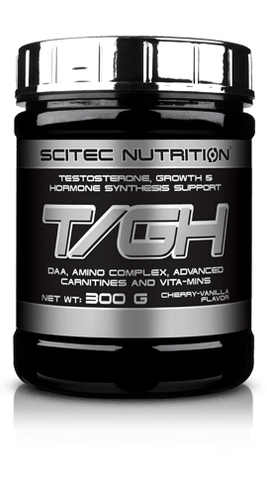 scitec t/gh, testosterone, growth hormone
