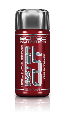 SCITEC WATER CUT - Natural Water Cut and Bloating Solution