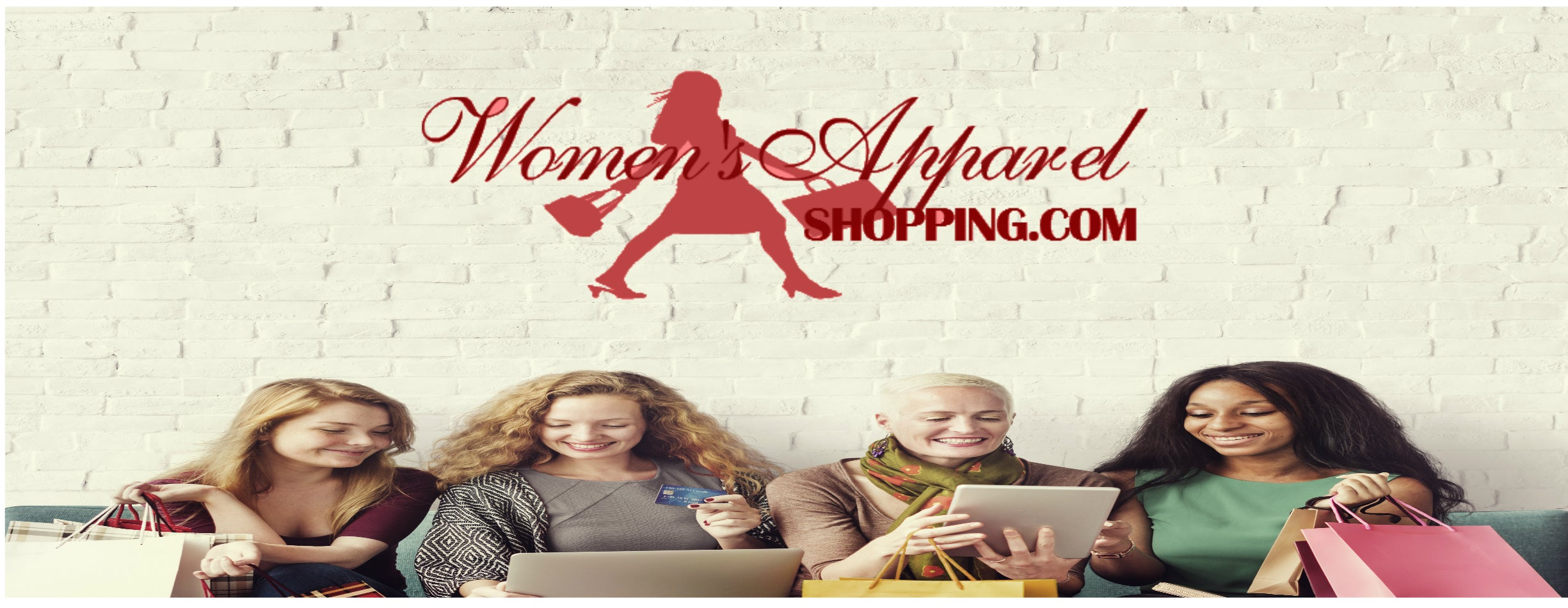 $50 - Women's Apparel Shopping (RED)