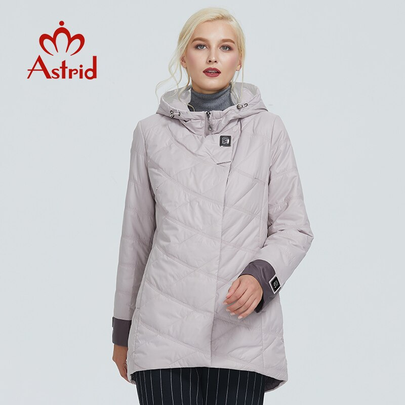 'Astrid' Winter Jacket Down Parkas Professional Women's Coat