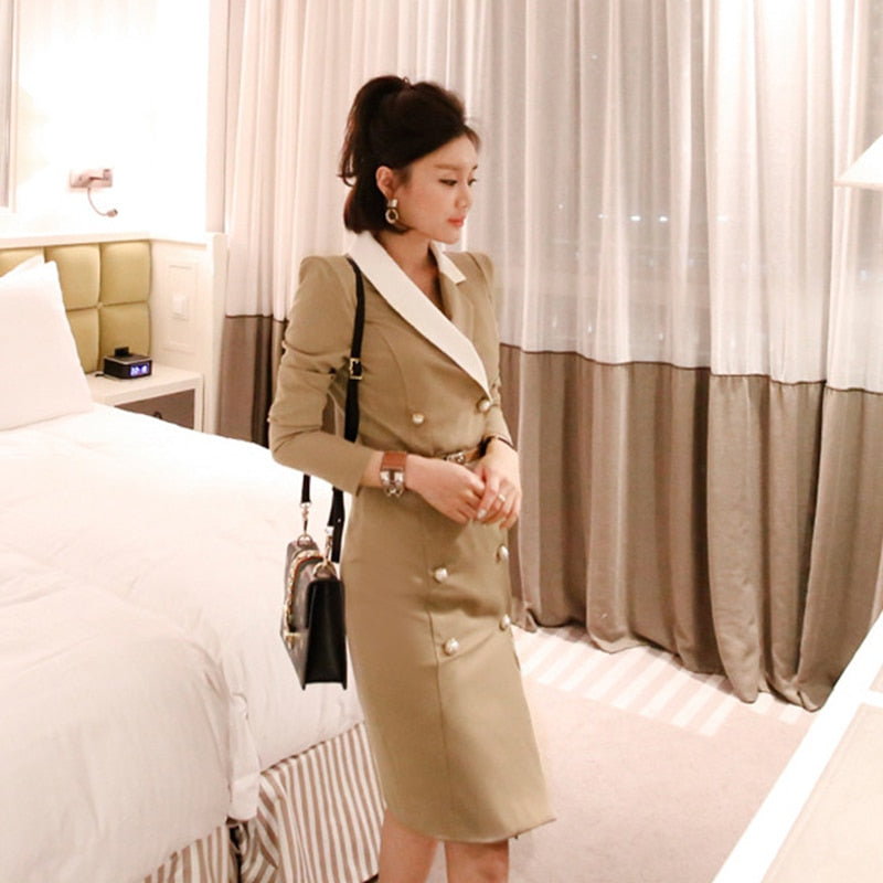 New Arrival: Professional Women's Fashion comfortable Trench Coat (S-XL)