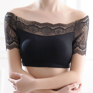 Sexy Womens Padded Bra Crop Tops Vest Bustier Beach Tank Tops BK