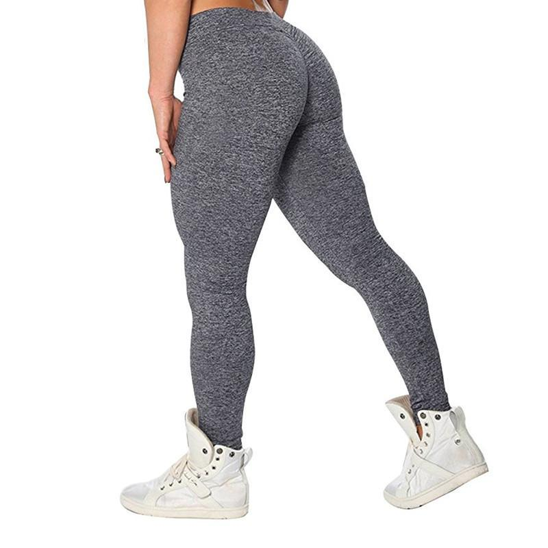 Women Sporting Push Up Fashion High Waist Fitness Leggings