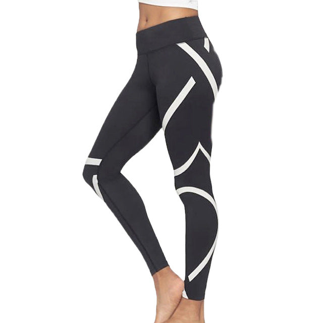 High Waist Women Sexy Hip Push Up Pants Leggings
