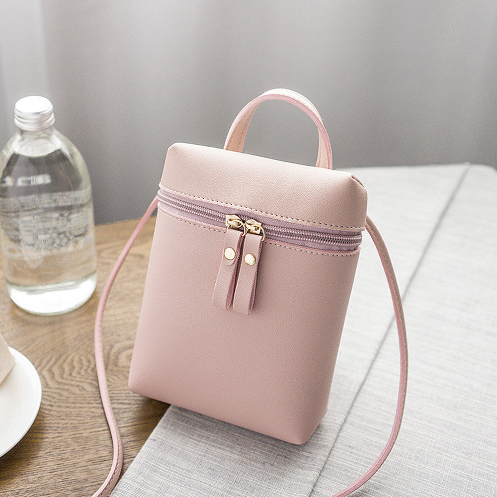 Fashion Women Crossbody Bag Shoulder Bag Messenger Bag Coin Bag Phone Bag