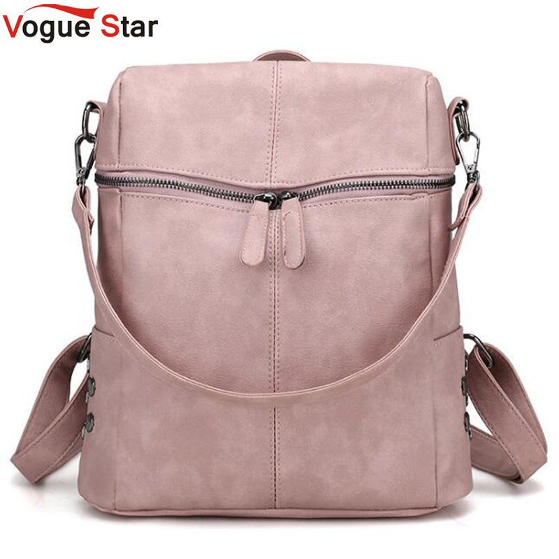 Drop shipping Backpack Women Backpack School Bag Mochila Escola Student Backpack Ladies Women Bags Package Rucksack LB916