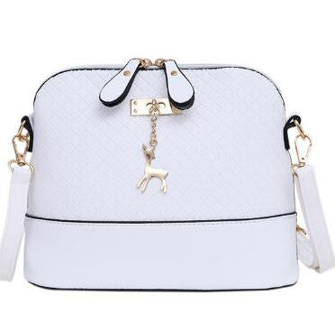 omen Messenger Bags Fashion Mini Bag With Deer Toy Shell Shape Bag Women Shoulder Bags handbag