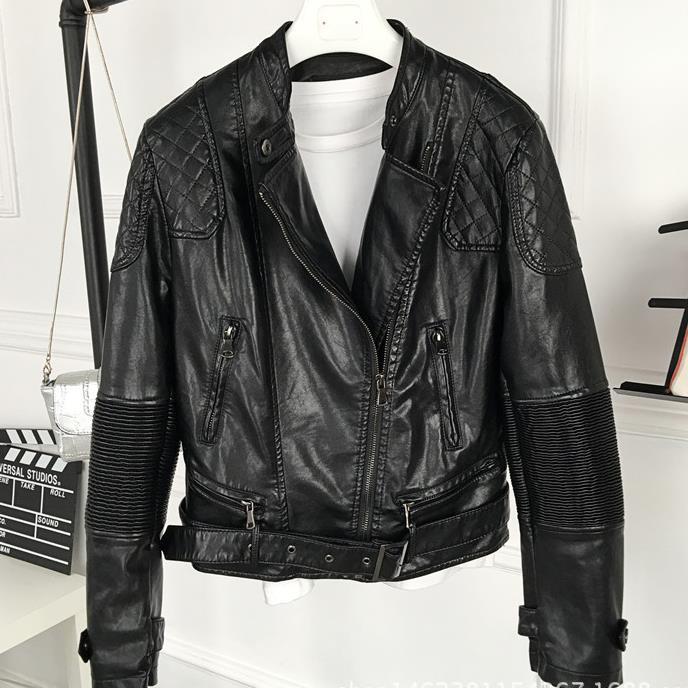 Leather Motorcycle Outerwear