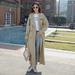 NEW ARRIVAL Women's Fashion Holiday Professional Trench Coat (S-L)