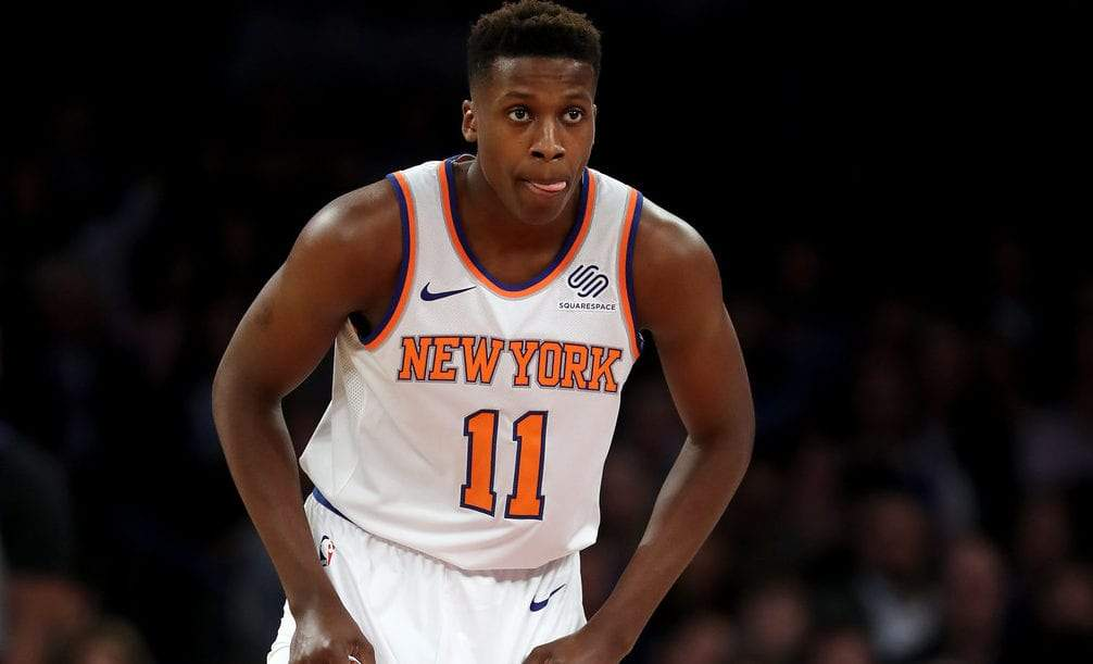 Things to Look for in 2018-19: An Aggressive Ntilikina