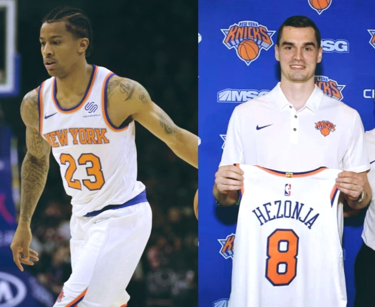 We're Excited for the 2018-2019 New York Knicks, and You Should Be Too: Part I- The Sleepers