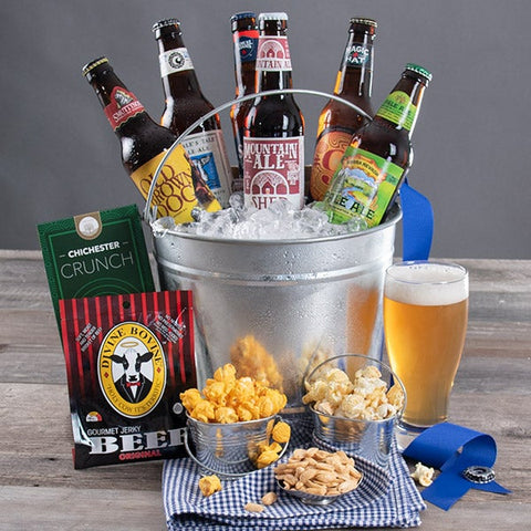 GAme Day Snack basket