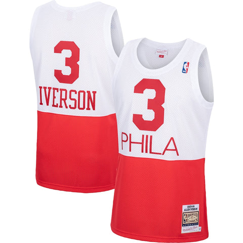 Throwback Iverson Jersey