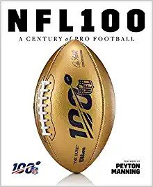 NFL 100 - sports history book