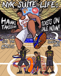 The NY Knicks Suite Life: Hawks Takedown - OmniFan