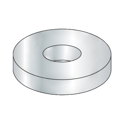 1 1/8 USS Flat Washer Zinc-Bolt Demon
