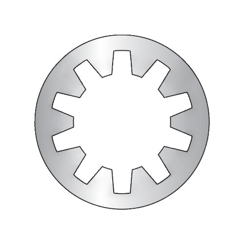 1/2 Internal Tooth Lock Washer 18-8 Stainless Steel-Bolt Demon