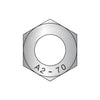 M1.6-0.35 DIN 934 Metric Hex Nuts 18-8 Stainless Steel-Bolt Demon