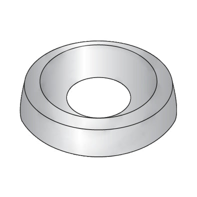 3/8 Countersunk Finishing Washer 18-8 Stainless Steel-Bolt Demon