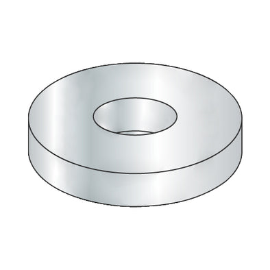 2 1/2 USS Flat Washer Zinc-Bolt Demon