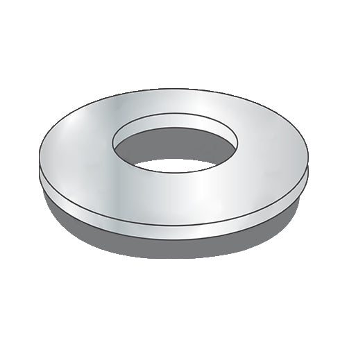 1 x 2 EPDM Bonded Washer 18-8 Stainless Steel-Bolt Demon