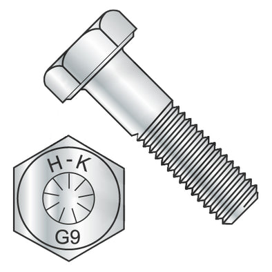 1/4-28 x 1/2 Hex Cap Screw Grade 9 DFAR EcoGuard USA-Bolt Demon