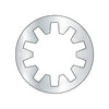 #2 Internal Tooth Lock Washer Zinc-Bolt Demon