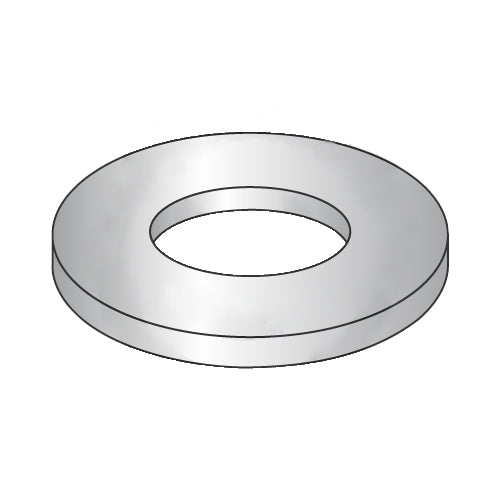 M4 DIN 125A Metric Flat Washer 18-8 Stainless Steel-Bolt Demon