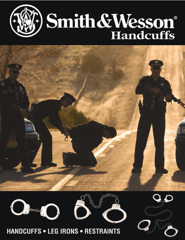 Smith and Wesson - Handcuffs