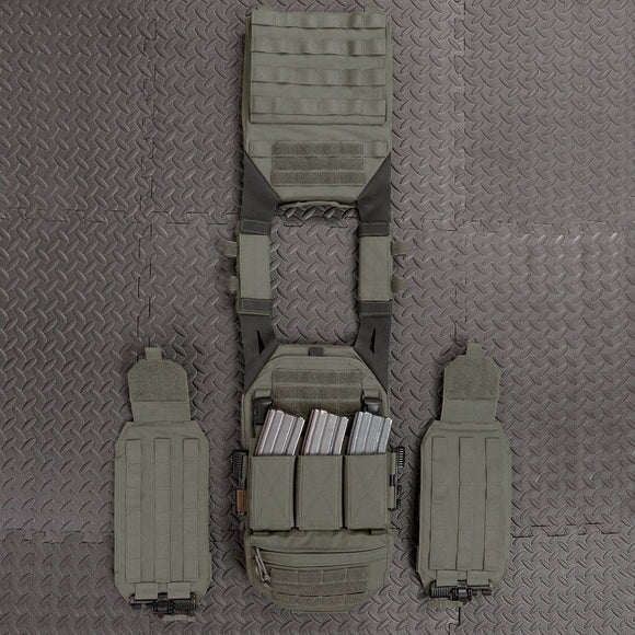 Warrior Assault Systems LPC Solid Sides V1 Ranger Green (SIDES ONLY)