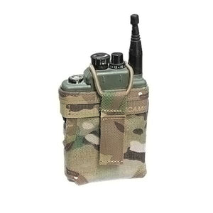 Personal Radio Pouch Multicam