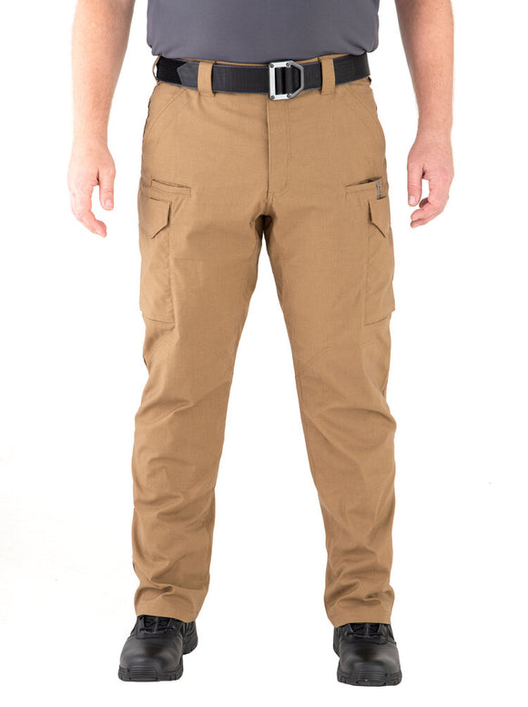 First Tactical Men's V2 Tactical Pants - Coyote Brown, Kodiak Brown, Wolf Grey, Ranger Green