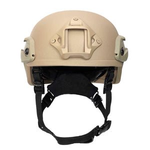 Nexus SF M3 Helmet with Rails, NVG Shroud, BOA Dialler Tan