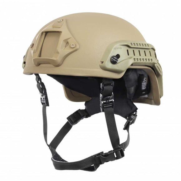 Nexus SF M3 Helmet with Rails, NVG Shroud, BOA Dialler Black, Tan and OD Green