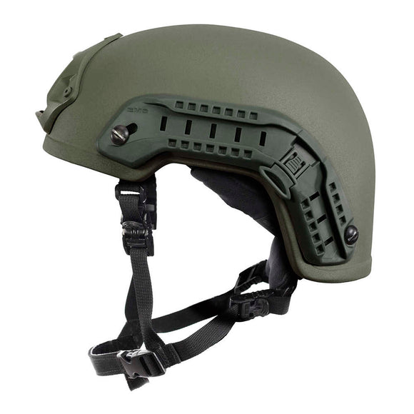 Nexus SF M3 Helmet with Rails, NVG Shroud, BOA Dialler OD