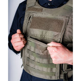Denali, Tactical Armour System-Quickloc System