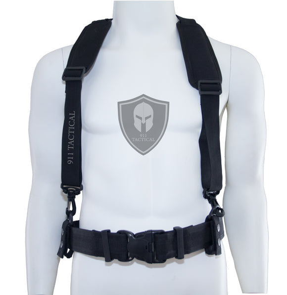 4th Gen Tactical Suspenders