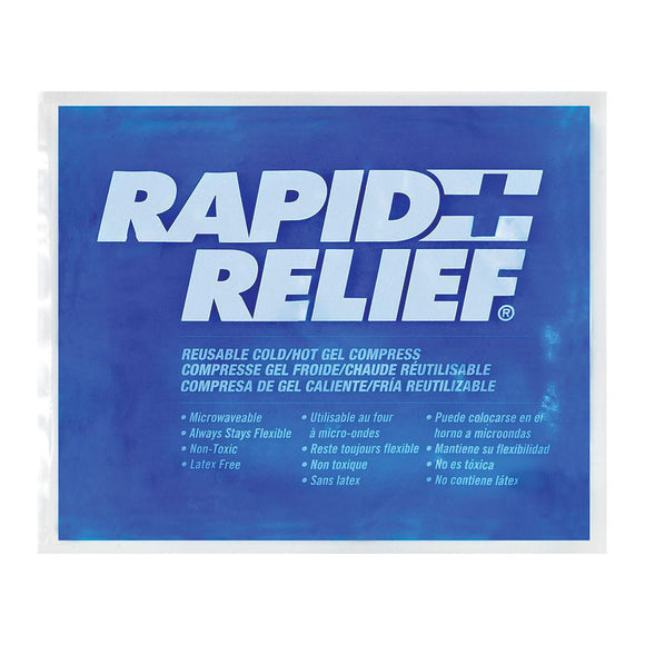 Gel Pack (Rapid Relief): Jumbo 12x12
