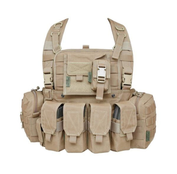 Warrior Assault System 901 Elite Ops M4 Bravo Chest Rig