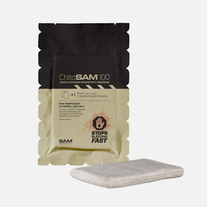 Sam ChitoSAM 3x4 Clotting Agent